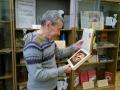 Бухаров В.Ф.- Очень важно для человека знать дорогу в библиотеку