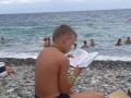 Кочелаевский Игорь-Книги это хорошо а с книгами на море ещё лучше