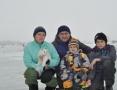 Богоявленский Леонид. Всей семьёй - на рыбалку