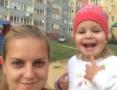 Петровская Татьяна. Селфи на детской площадке