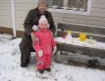 Погорелова Полина. Я и моя бабушка
