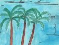 Баранова Ю. Три пальмы
