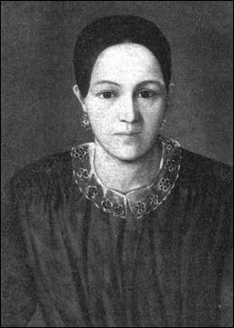 Ольга Александровна Сытина (мать Ивана Дмитриевича)