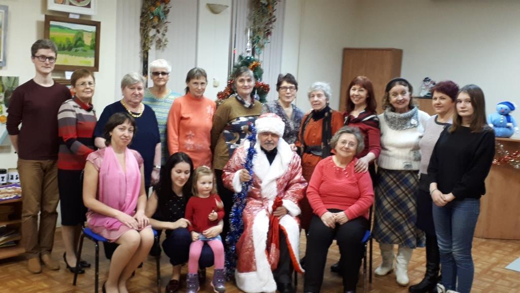 Veselyy prasdik Novyy god