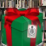 афиша Подарок библиотеке