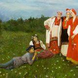 Russkoj muzyki zvuki prizyvnye