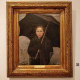 Дождевой зонтик